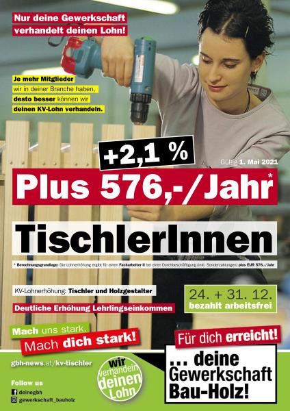 KV-Plakat-TischlerInnen-2021