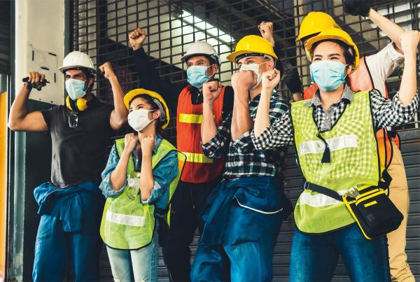 Geschafft! 6. Urlaubswoche für Bauarbeiter