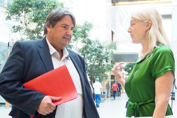 Regner/Muchitsch fordern EU-weite verbindliche Mindestlöhne