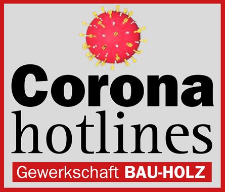 GBH - Corona Hotlines