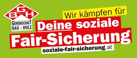 GBH - Deine soziale Fair-Sicherung