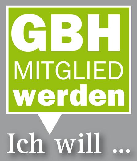 GBH - Mitglied werden